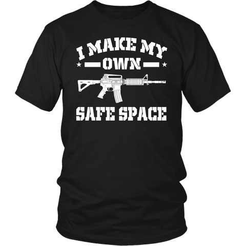 Safe Space- Shirts, Long Sleeve, Hoodie, Tanks