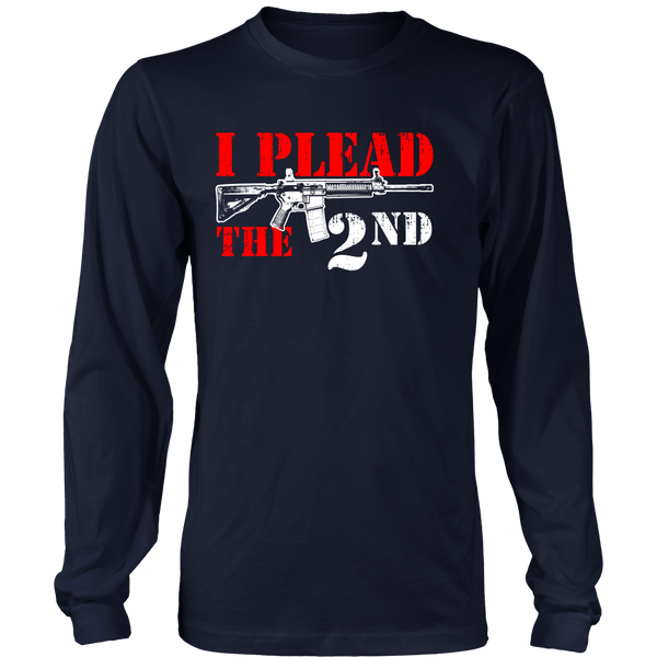 I Pledge The 2nd- Shirts, Long Sleeve, Hoodie, Tanks