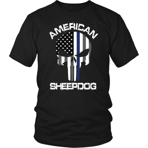 American Sheepdog- Shirts, Long Sleeve, Hoodie, Tanks