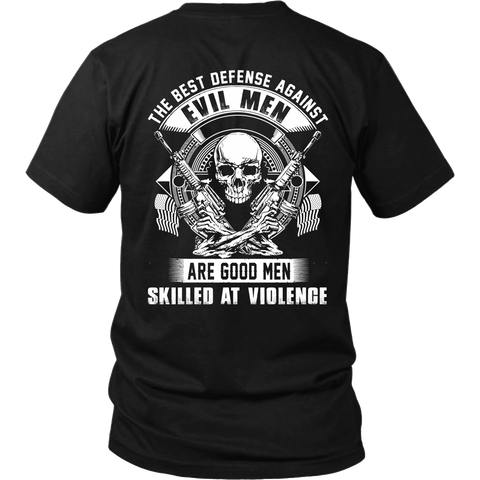 Best Defense- Shirts, Long Sleeve, Hoodie