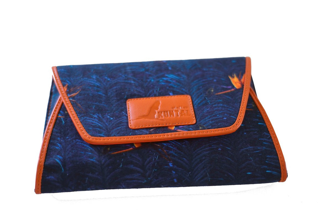 BIRD OF PARADISE CLUTCH
