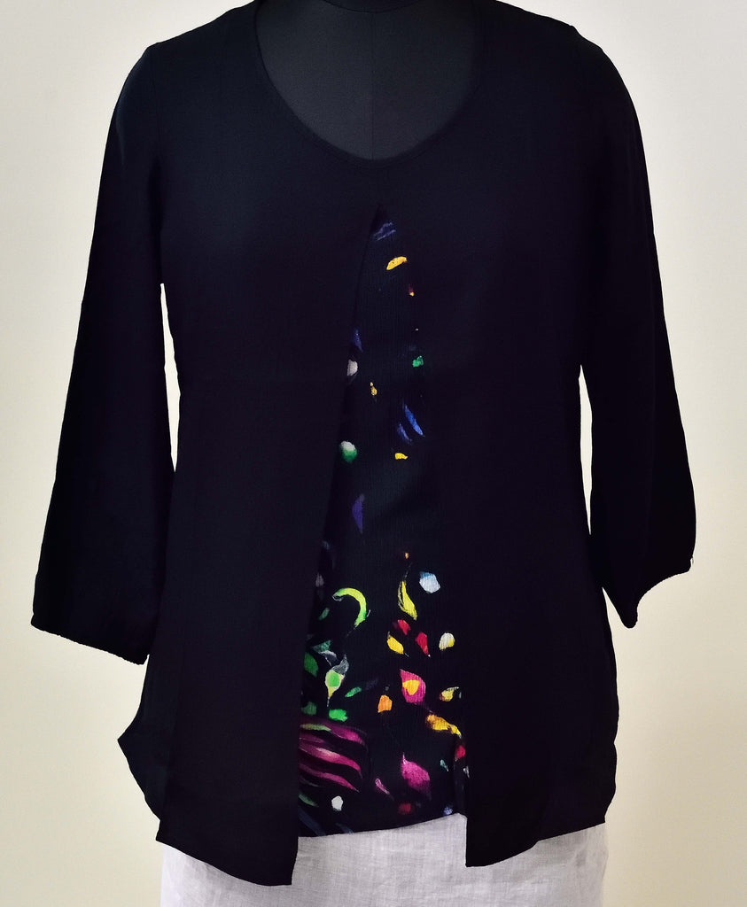 The Abstract Double layered Top