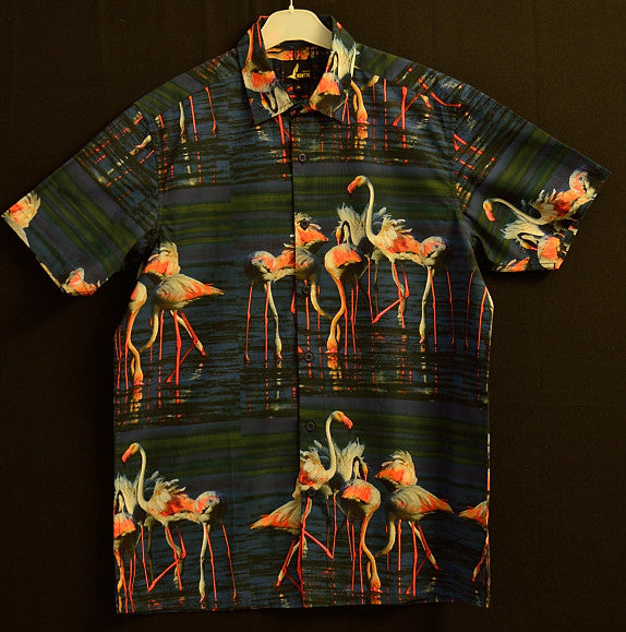 FLAMINGO SHIRT FOR MEN