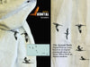 THE PIED AVOCET LINEN STOLE