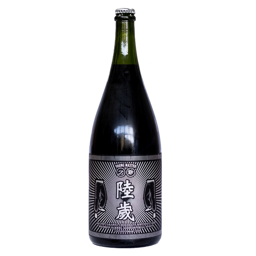 6 Shui 1500mL Bottle - Young Master Brewery