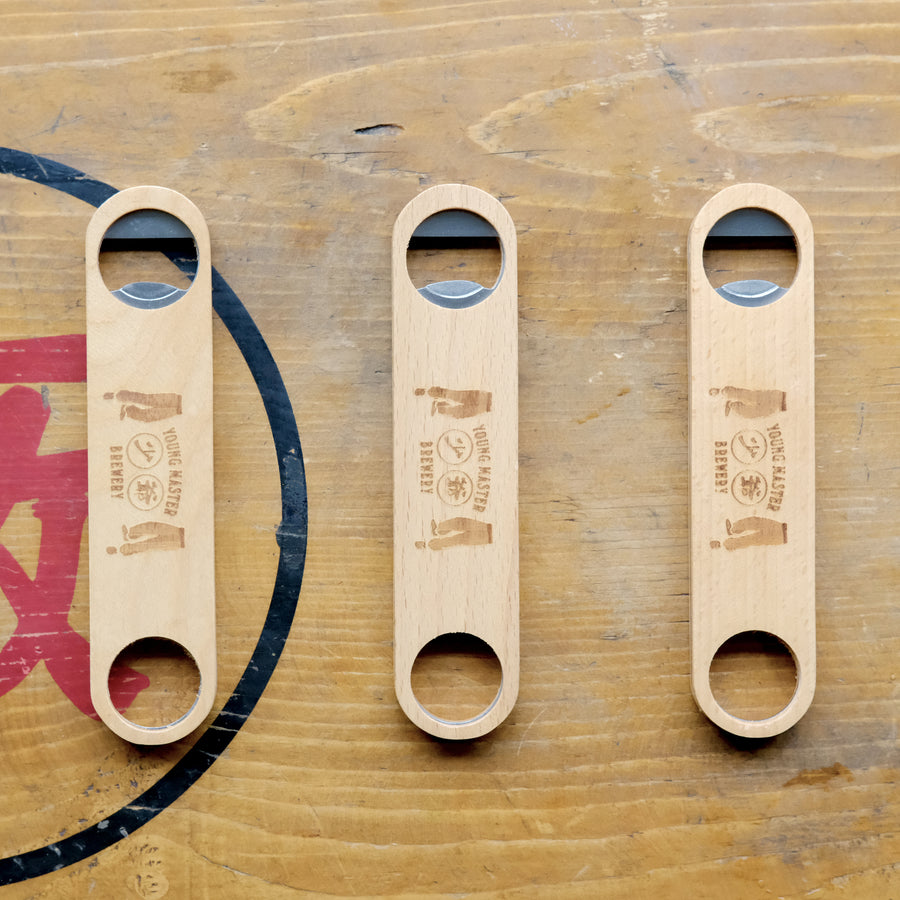 Bottle Opener - Young Master Brewery