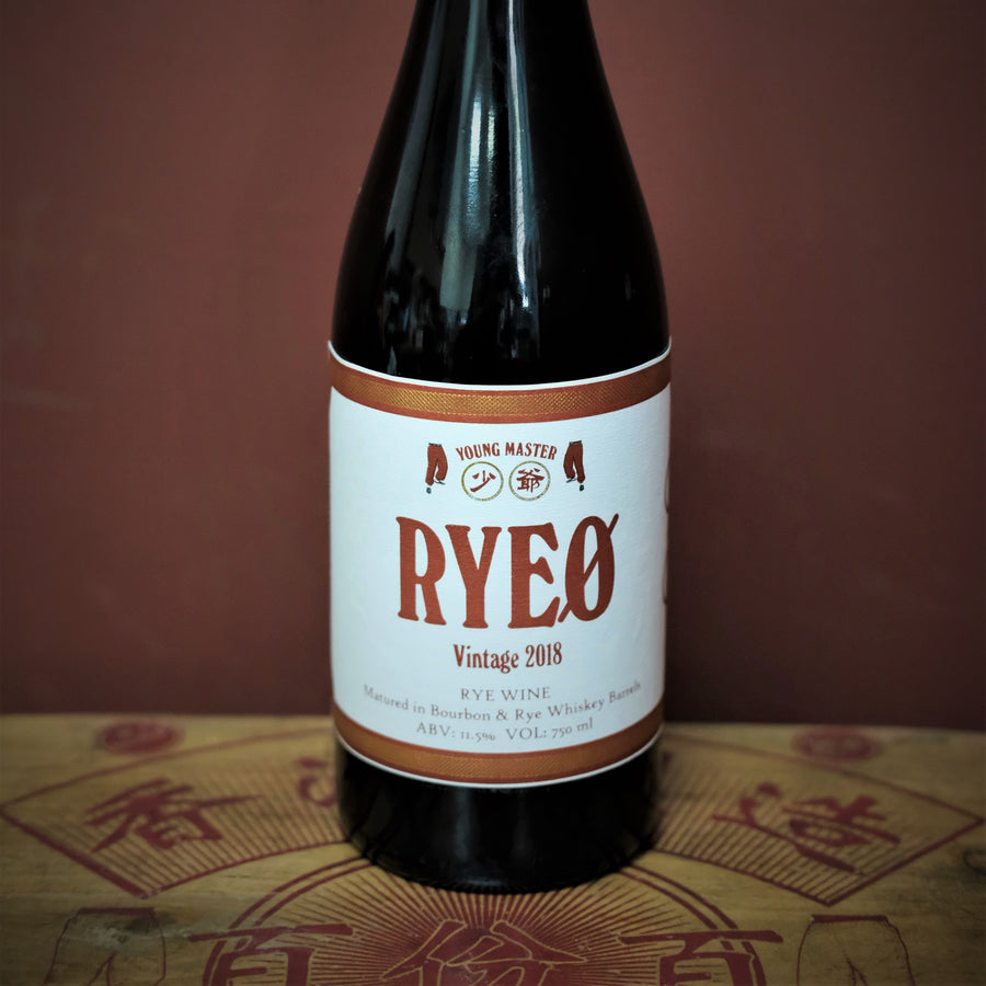 RyeØ 750mL Bottle