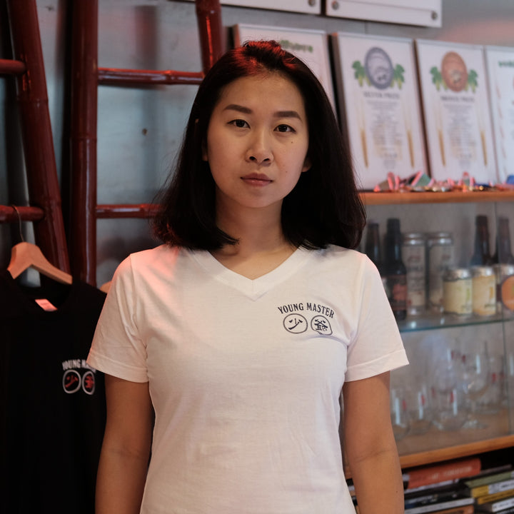 Young Master Women V Neck - Young Master Brewery
