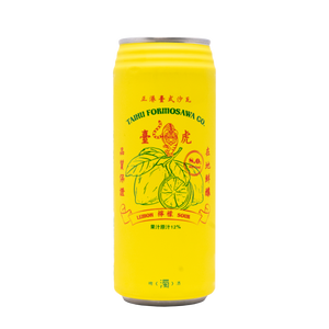 Taihu Lemon Formosawa 4 Cans Pack