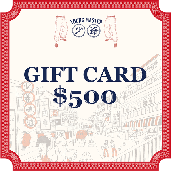 Gift Card - Young Master Brewery