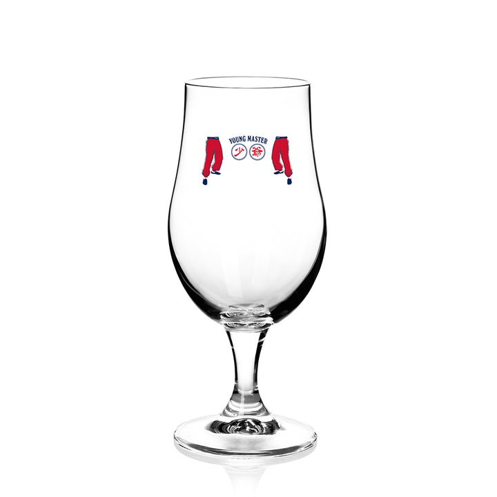 Young Master Beer Glass 400mL Munique - Young Master Brewery