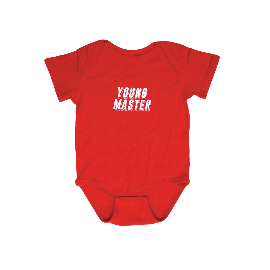 YM Red Onesie - Infant