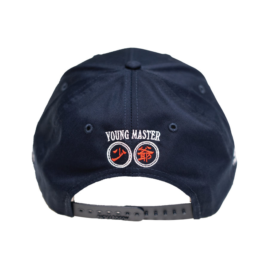 Young Master Snapback Cap - Young Master Brewery
