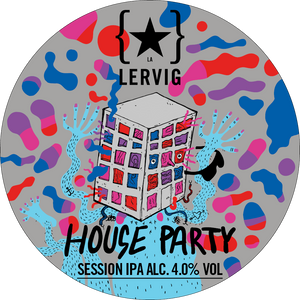 Lervig House Party 4 Cans Pack