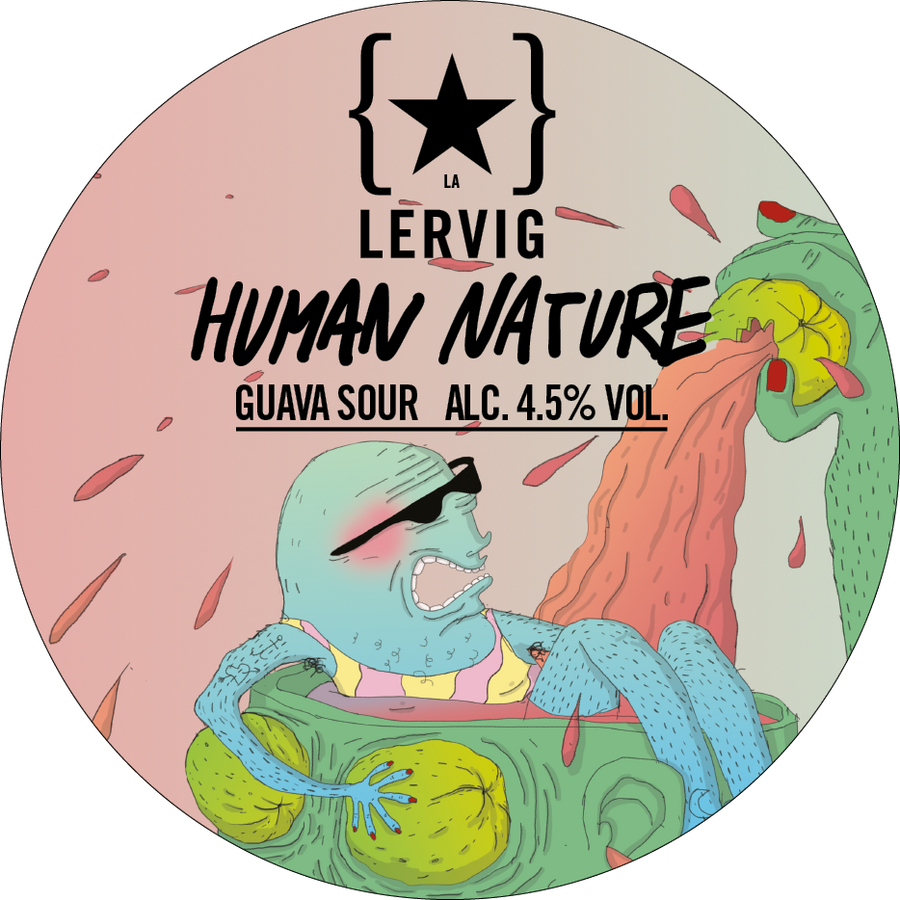 Lervig Human Nature 4 Cans Pack