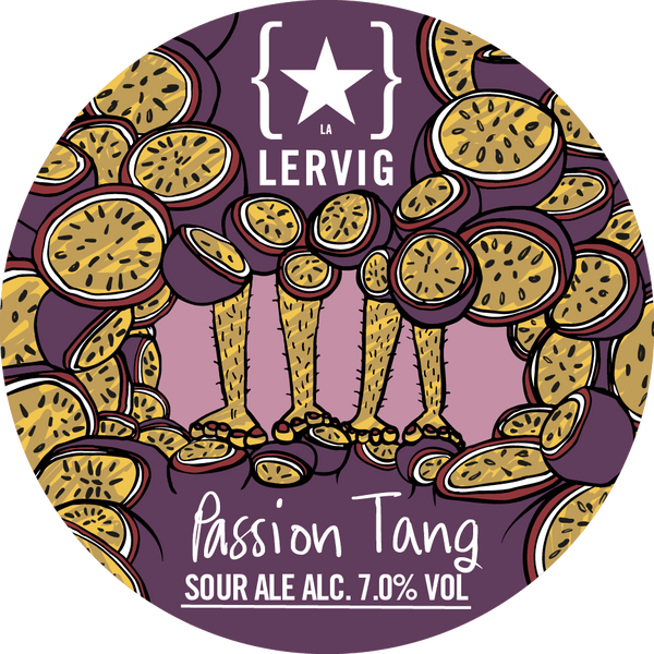 Lervig Passion Tang 4 Cans Pack