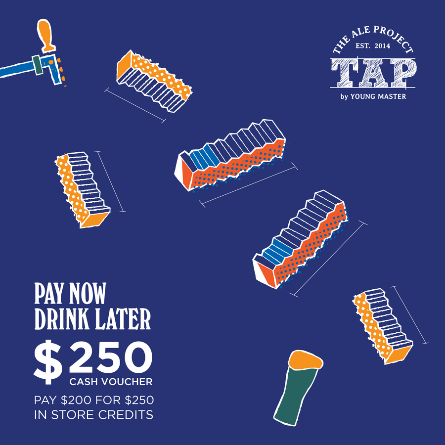 TAP Cash Coupon