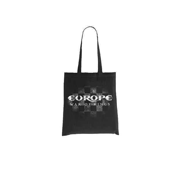 Black Chess Tote Bag