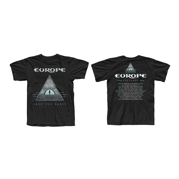 Black 2018 Summer Tour T-Shirt