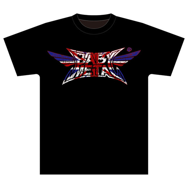 BABYMETAL CRUSH LOGO (UNION JACK) TEE
