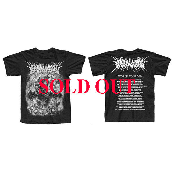 Death Warrior World Tour Tee