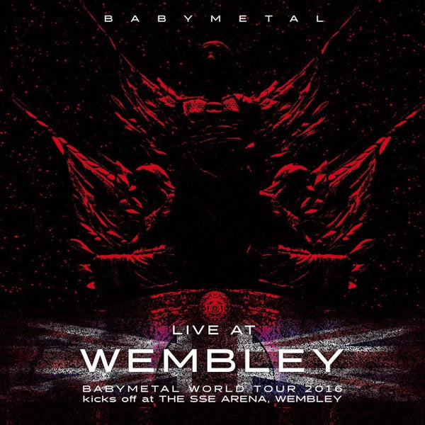 LIVE AT WEMBLEY CD
