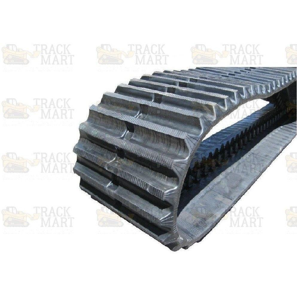 Komatsu CD60R Carrier Rubber Track 600X100X82-Track Mart