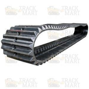 Morooka MST 1700 Carrier Rubber Track 700X100X98-Track Mart