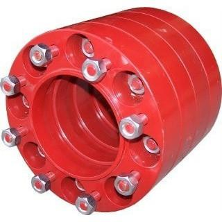 OTT WHEEL SPACER PN SP RED8-Track Mart