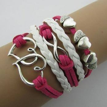 Bijou - Bracelet Multi-Tour Fashion