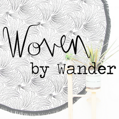 Woven by Wander ethical product collection