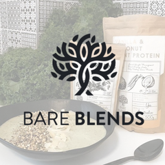 Bare Blends Ethical product collection