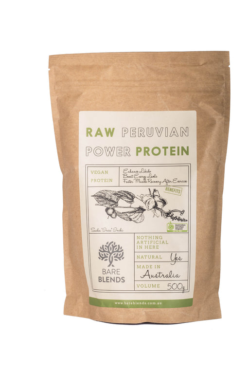 Raw Peruvian Vegan Power Protein