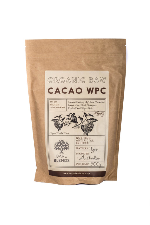 Raw Cacao New Zealand Whey Protein Concentrate