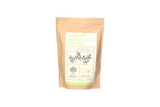 Organic Matcha Green Tea Whey Protein Isolate