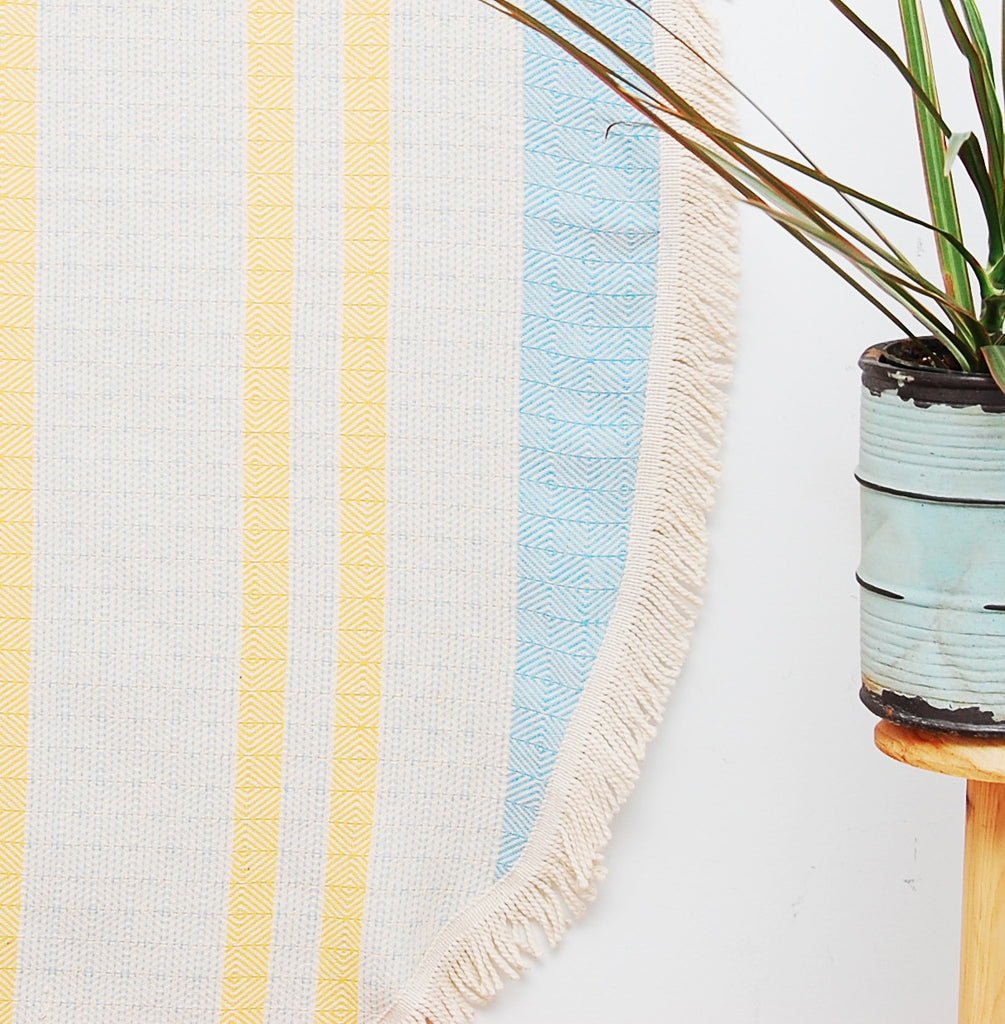 Turkish Round Towel