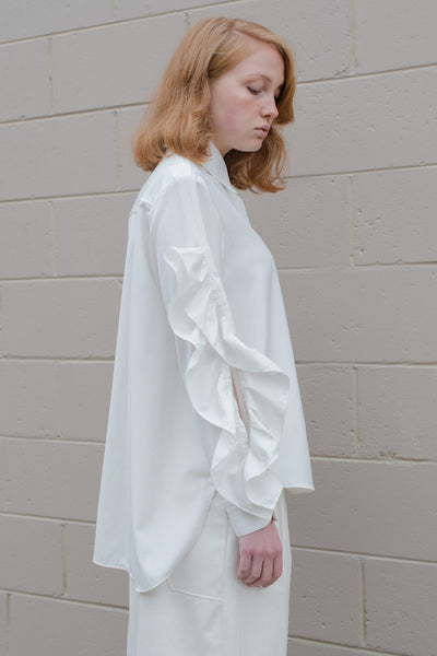VOLANT TOP | WHITE