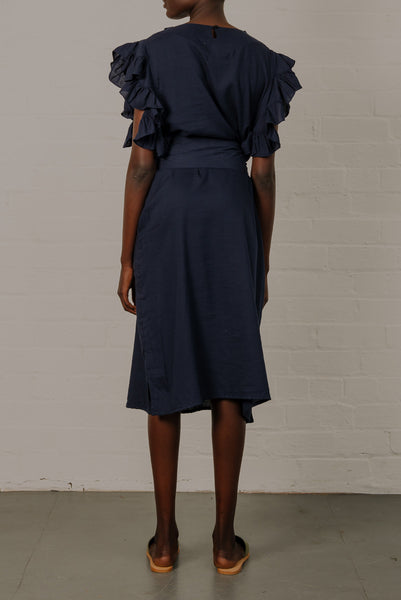Sunna Dress / Navy