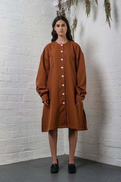 Rumba Shirt Dress