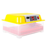Automatic 24 Egg Incubator Yellow - OZZIEBARGAINS