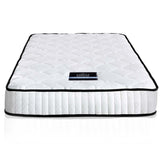 High Density Foam Pocket Spring Mattress 21cm Queen - OZZIEBARGAINS