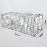 Humane Animal Trap Cage - Extra Extra Large - OZZIEBARGAINS