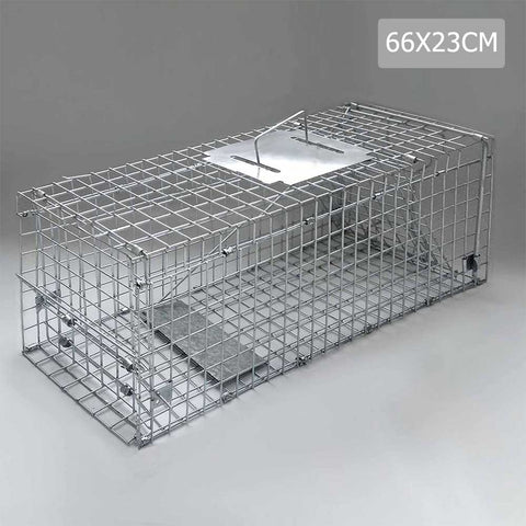 Humane Animal Trap Cage - Large - OZZIEBARGAINS