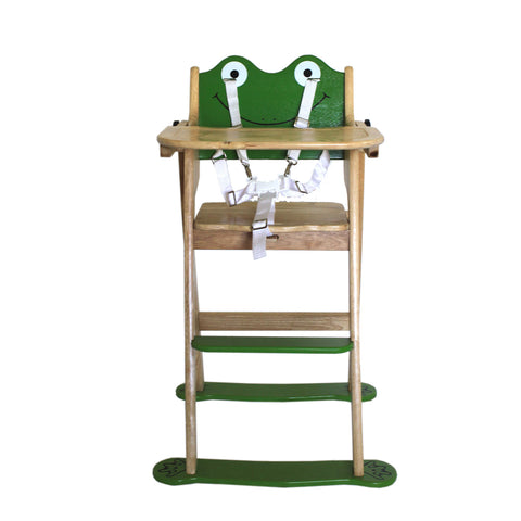 Frog High Chair - OZZIEBARGAINS