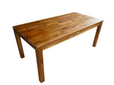 Acacia Rectangle Table 120 - OZZIEBARGAINS