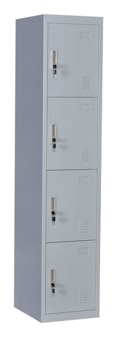 4 Door Locker - Office/Gym - OZZIEBARGAINS