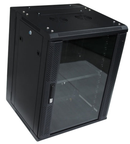 15RU 550MM Comms Data Rack Cabinet - OZZIEBARGAINS