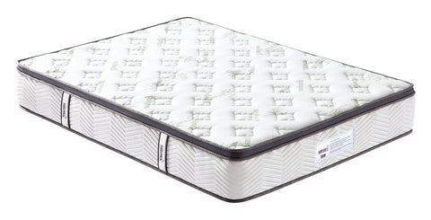 Palermo Double Mattress EuroTop with Latex Pocket Spring