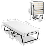 Foldable Guest Bed - OZZIEBARGAINS