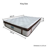 Exclusive Eurotop Roll Mattress King - OZZIEBARGAINS